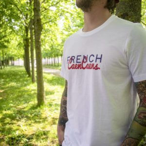 t shirt french caencaens