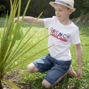t shirt enfant french caencaens