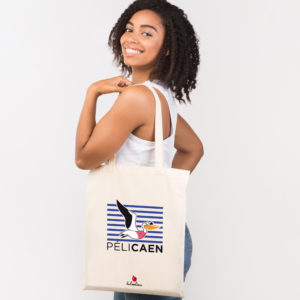 Pélicaen - tote bag