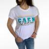 3t shirt bonheur coupe mixte ©lescaencaens
