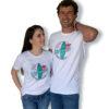 t-shirt-normandie couple